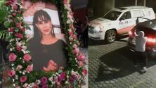 Revelan escalofriantes imágenes del asesinato de la candidata Alma Rosa Barragán en México