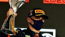 Max Verstappen domina el GP de Abu Dhabi