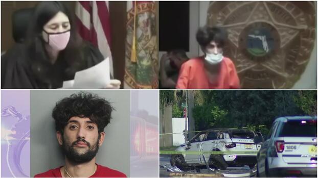 Dictan cargos a hombre acusado de provocar accidente en que murieron tres miembros de una misma familia en Miami-Dade