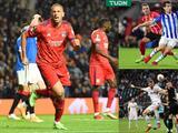 El PSV y la Real Sociedad dividieron puntos en un partidazo