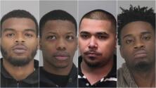 Arrestan a cuatro sospechosos de asesinar a tiros a un padre de familia en Dallas