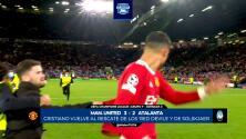 Aficionado le intenta arrancar la camiseta a Cristiano Ronaldo