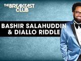 Bashir Salahuddin and Diallo Riddle Talk Sherman's Showcase, Juneteenth, Reprising Roles + More