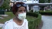 """""""La peor llamada de mi vida"""": madre  joven baleado en el estómago durante el tiroteo de Miami-Dade"""