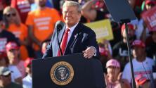 A pocos días de las elecciones Trump promete una solución permanente para DACA