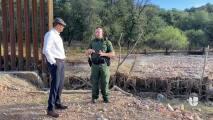 Viceministro de Ecuador visita la frontera de Arizona