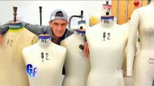 ¡Antonio Banderas se quiere convertir en un diseñador de modas!