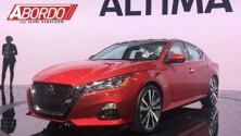 ¿Recuperará el Altima el puesto del Nissan más vendido con la versión 2019?: New York Auto Show