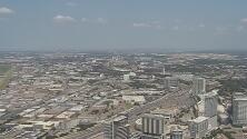 Pocas probabilidades de lluvias y condiciones cálidas para la tarde de este jueves en Dallas