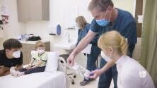 Vacunas para niños puede ser aprobada, pero en Los Ángeles los padres aún dudan