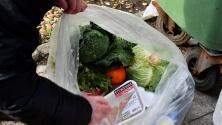 Así es la labor de Wic, una organización que combate el hambre en California