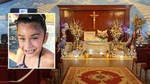 Dan el último adiós a Zyra, la niña que murió tras salir expulsada de un carro