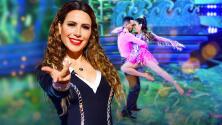 Retos, aprendizaje e inspiración: lo que Mira Quién Baila dejó a Lindsay Casinelli