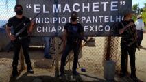 Un nuevo grupo de autodefensa indígena toma las armas en México para supuestamente proteger a su pueblo de la violencia