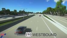 """Comienza la reconstrucción de la """"Y"""" entre la autopista 290 y la carretera 71"""