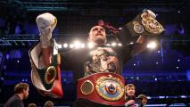 Usyk dicta cátedra a Joshua y es nuevo campeón unificado