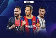 ¡Todo listo! Así serán los 8vos de final de la UEFA Champions League