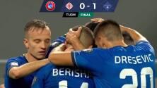 Kosovo logra su primera victoria y deja última a Georgia