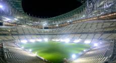 Queda listo el pasto donde se jugará la Final de Qatar 2022