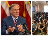 Gobernador de Texas reconoce que agentes fronterizos arrestaron a 300 inmigrantes en 18 horas