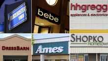 Las 40 tiendas que alguna vez amaste visitar y que ya no existen en Estados Unidos