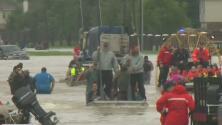 A un año del paso del huracán Harvey