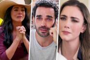 Amor, reconciliación y más: esta es una probadita de lo que vivirás este martes en las novelas de Univision