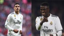 PSG buscó cambiar a Neymar por Varane y Vinicius del Real Madrid