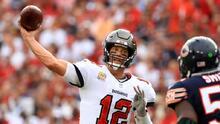 Tom Brady, primer jugador en llegar a 600 touchdowns en la NFL
