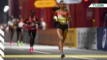 El Mundial de atletismo se reprograma para julio de 2022