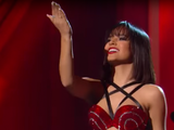 """Becky G honors Gloria Estefan with a performance of """"Mi Tierra"""""""
