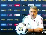 Gerardo Martino afirma que aún con ausencias, Canadá es un equipo peligroso para México