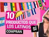 10 productos que los latinos sí compran | La Insider