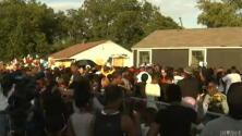 Realizan una vigilia y exigen justicia por el asesinato de Shavon Randle