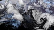 Potentes lluvias azotarán California en medio de su sequía histórica