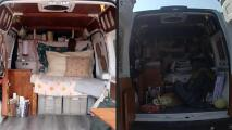 Elemento clave en la investigación: la camioneta de Petito, un reflejo de lo que pudieron ser sus últimos días de vida