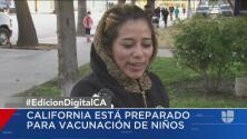 """""""Posiblemente lo haga"""": opiniones divididas entre padres de familia sobre vacunación de niños contra coronavirus"""