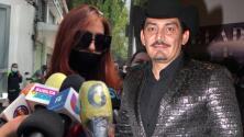 Farina Chaparro acudió a acusar formalmente a José Manuel Figueroa por violencia física y psicológica
