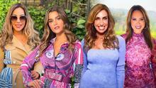 Clarissa, Lili, Tanya y Gelena al máximo con sus looks otoñales