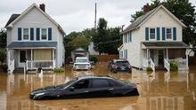 49 millones de personas están bajo riesgo de inundaciones: ¿cuánta lluvia puede dejar Henri?