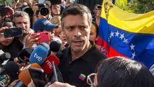 Leopoldo López se prepara para demandar en EEUU al excongresista de Florida David Rivera