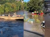 Al menos un muerto en el área de Filadelfia  por inundaciones históricas causadas por Ida