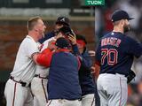 Red Sox empata serie ante Astros; Atlanta toma ventaja sobre Dodgers