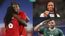 Tokyo 2020 al día: México gana bronce, Canadá el oro y EEUU hace historia
