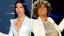 Cardi B podría protagonizar la nueva versión de 'El Guardaespaldas', tal como lo hizo Whitney Houston