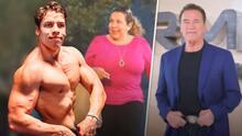No solo vende casas: Joseph Baena, el hijo de Arnold Schwarzenegger con sangre hispana, sigue los pasos de su padre