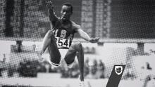 Memoria México 1968: un brinco a la eternidad, el descomunal salto de Bob Beamon