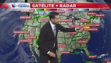 Ventana al Tiempo: Continuarán las temperaturas cálidas este miércoles en Houston
