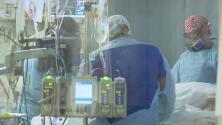 Hospitales en el Triángulo posponen cirugías ante incremento de hospitalizaciones por coronavirus