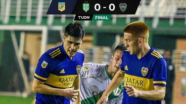 Boca Juniors empata con el equipo de reserva y nueve debutantes